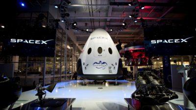 Spacex - jövő a jelenben