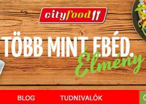 Cityfood referencia