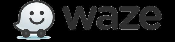 Waze logó