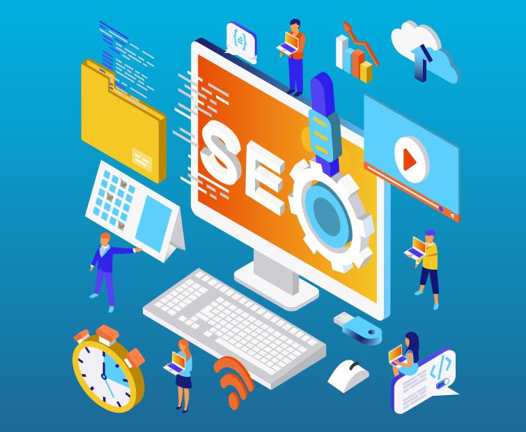 seo elemzés és weboldal audit