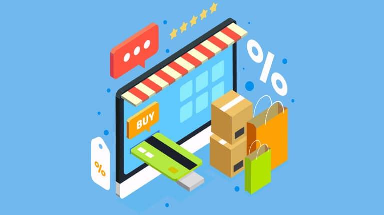 szárnyal az online kereskedelem